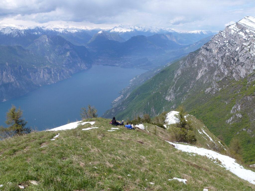 Monte Baldo hike