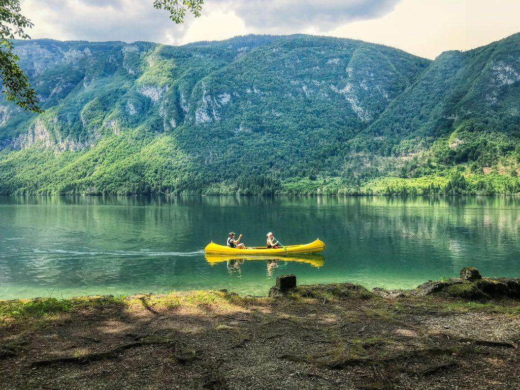 Canoe-Bohinj