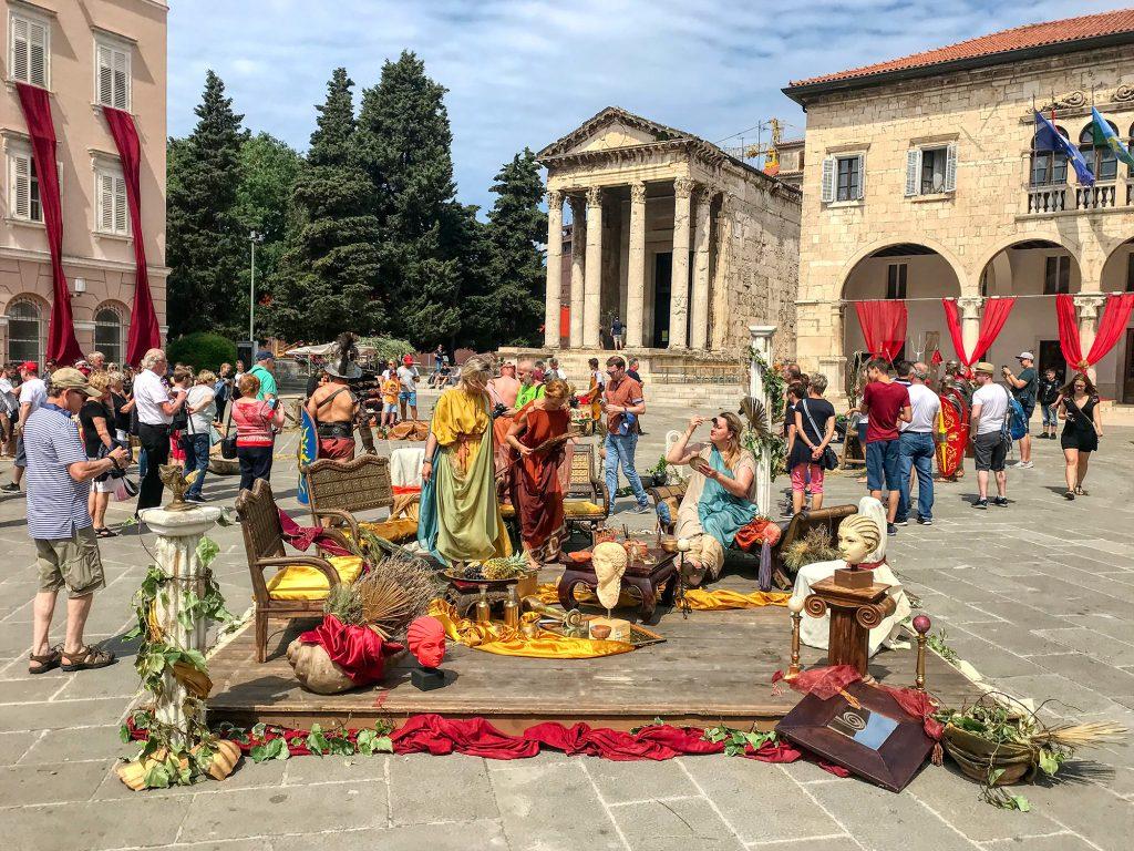 Pula-Roman-Days