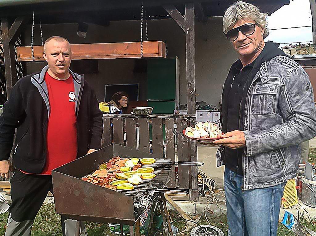 Slovakia-grill-party