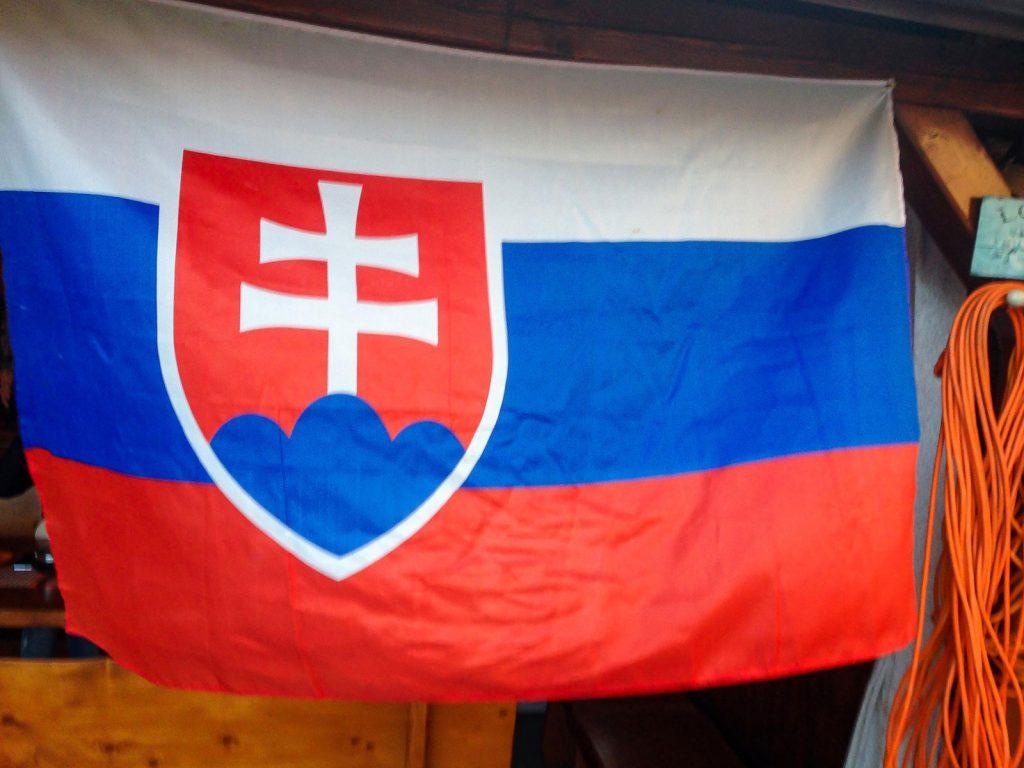 Slovakian-Flag