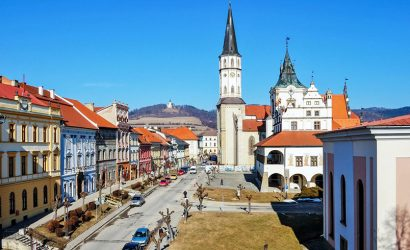 Slovakia mountain walking tours