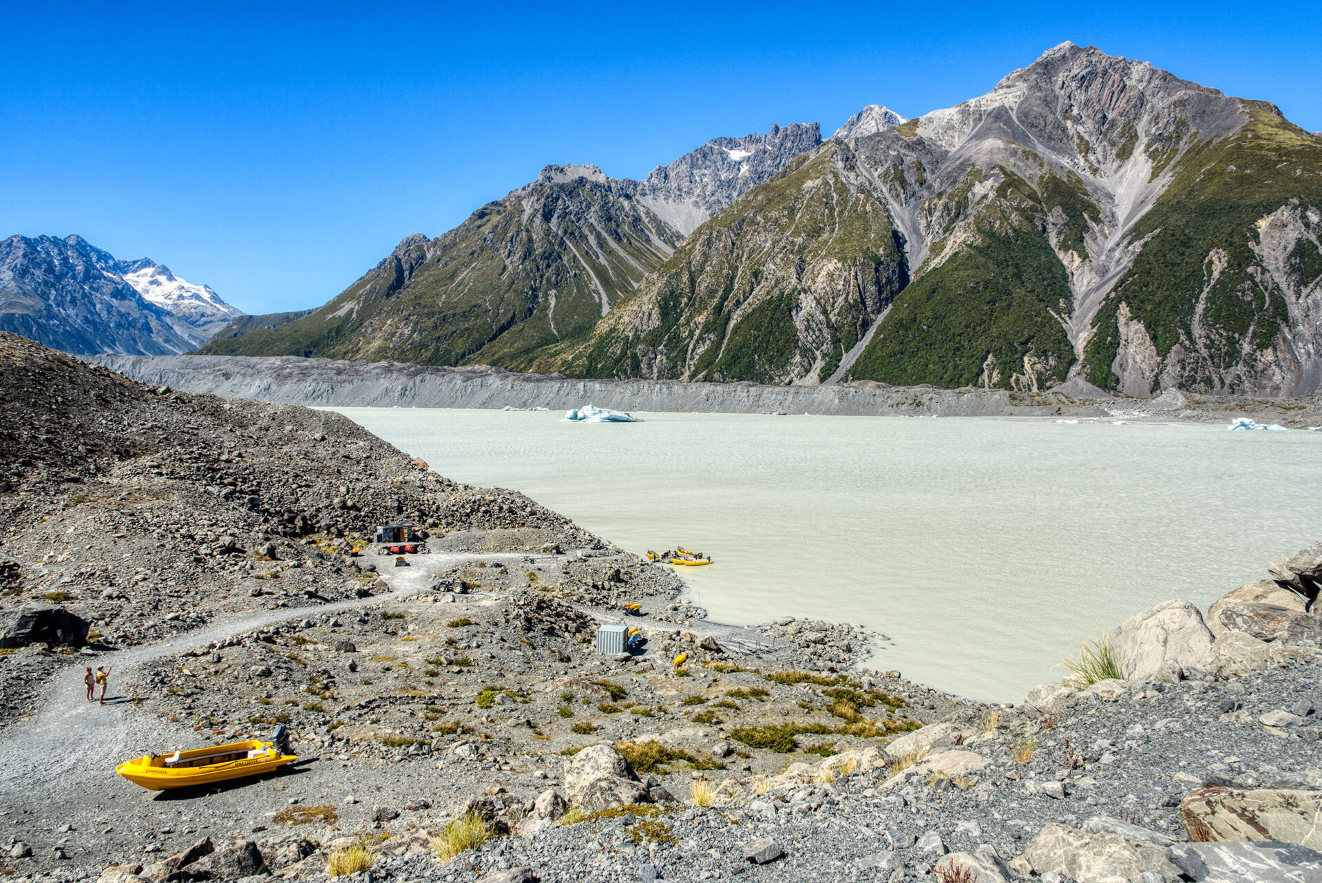 Boat-ride-on-the-glacier-lake